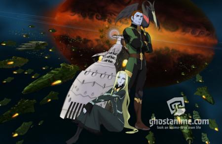 Последний из фильмов «Space Battleship Yamato 2199»