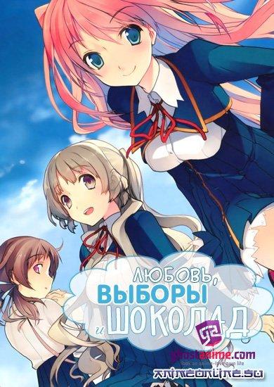 Смотреть аниме Любовь, выборы и шоколад OVA / Love, Election & Chocolate OVA онлайн бесплатно