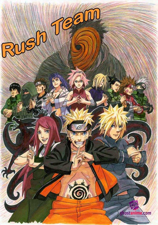 Наруто фильм 9 / Naruto movie 9