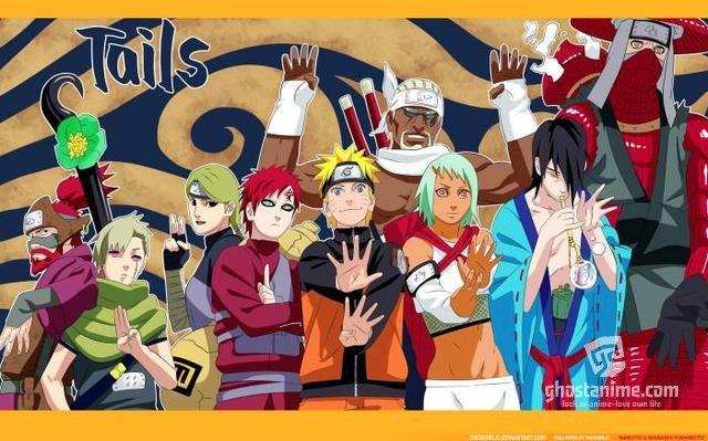 Расписание серий Naruto Shippuuden на июнь!