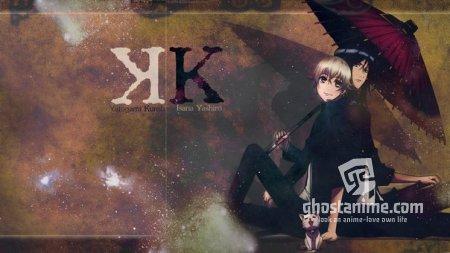 Анонс полнометражного фильма «K Project»