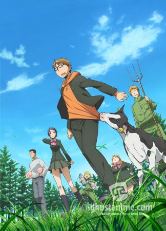 Онгоинги аниме: Лето 2013