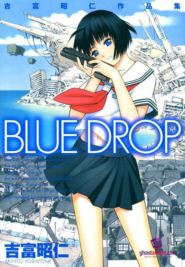 Смотреть аниме Синяя капля: Драма ангелов / Blue Drop: The Drama of Angels онлайн бесплатно