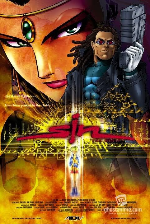 SIN: Создатели монстров / Sin: The Movie [OVA]