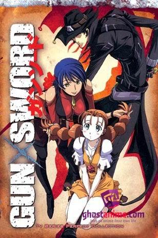 Смотреть аниме Огнем и мечом / Gun x Sword онлайн бесплатно