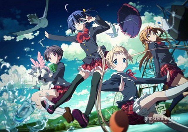 Вышел новый трейлер Chuunibyou demo Koi ga Shitai~! The Movie: Rikka Takanashi's Revision