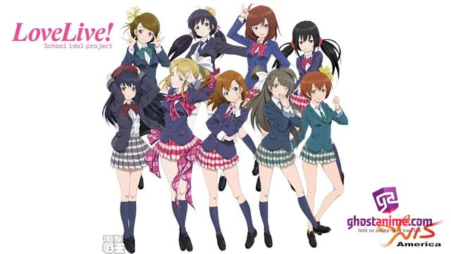 Love Live! сезон два