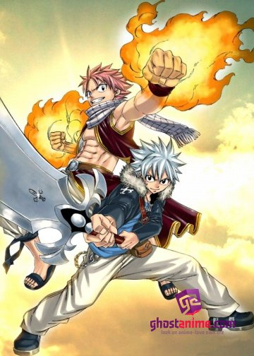 Смотреть аниме Фейри Тейл Х Рэйв Мастер / Fairy Tail x Rave онлайн бесплатно
