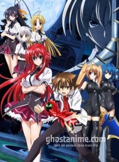 Смотреть аниме Демоны старшей школы [ТВ-2] / High School DxD New онлайн бесплатно