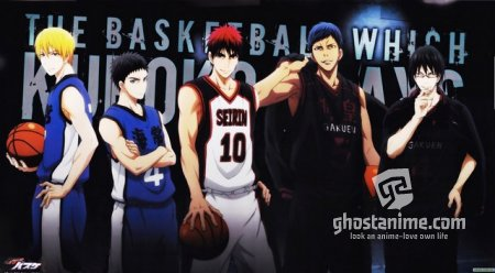 Опубликовано промо второго сезона Kuroko's Basketball