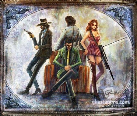 Под мувик Lupin III vs. Detective Conan выпустят мангу.
