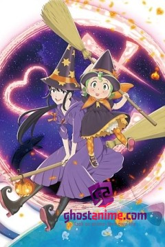 Сестры-колдуньи Йо-йо и Нэнэ / Majokko Shimai no Yoyo to Nene [Фильм]