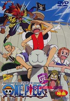 Смотреть аниме Ван-Пис: Фильм первый / One Piece: The Great Gold Pirate онлайн бесплатно