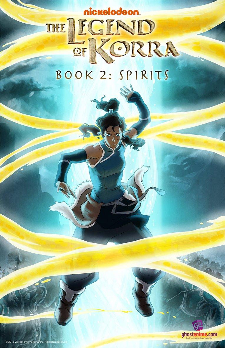 Смотреть аниме Аватар: Легенда о Корре - Книга 2: Духи онлайн бесплатно