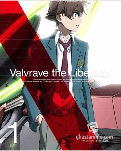 Вальврэйв Освободитель [ТВ-2] / Valvrave the Liberator