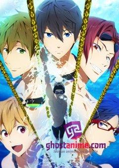 Смотреть аниме Free! / Свободные! онлайн бесплатно