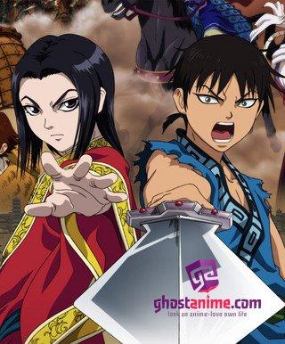 Смотреть аниме Царство [ТВ-2] / Kingdom 2 онлайн бесплатно