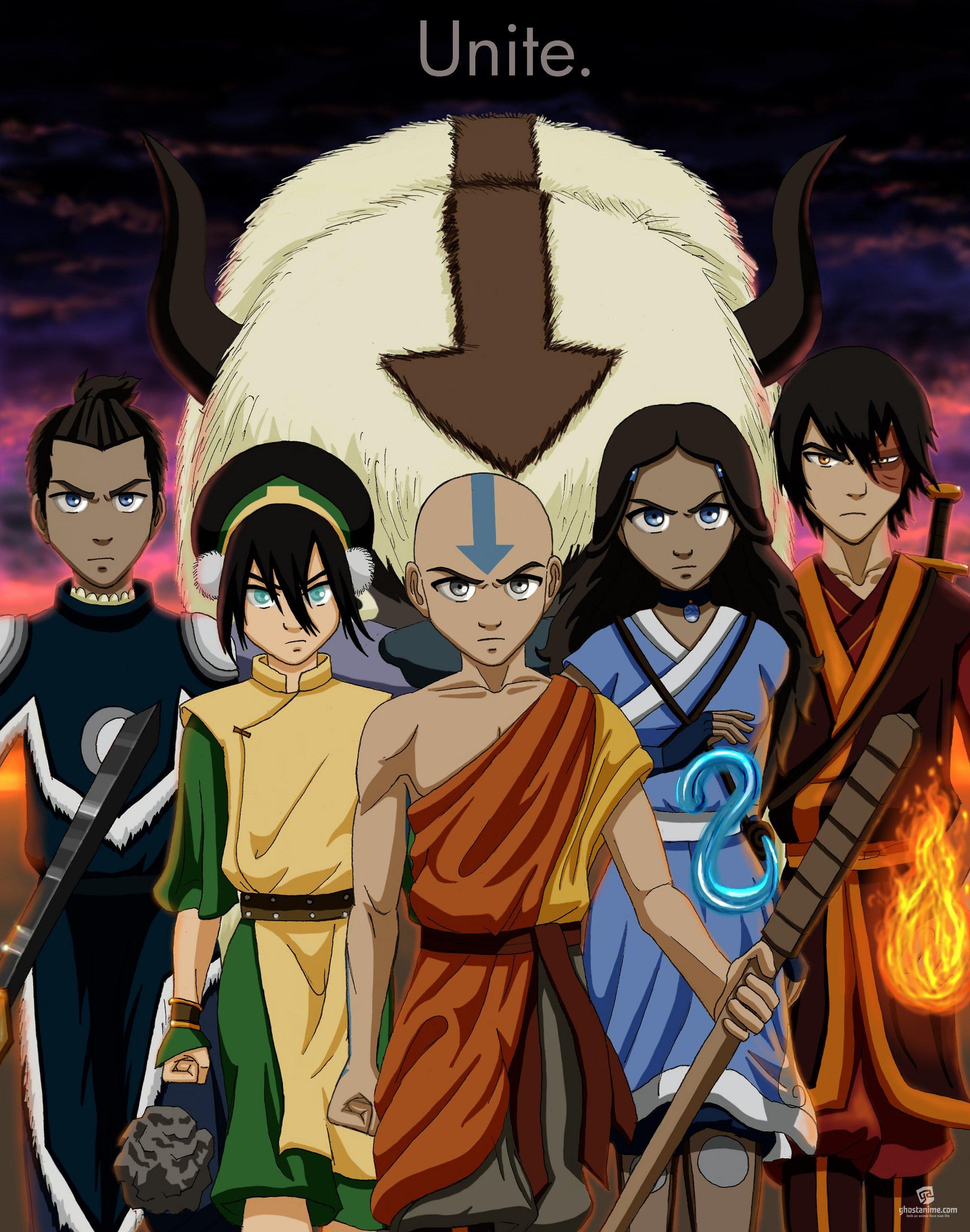 Смотреть аниме Аватар: Легенда об Аанге - книга третья: Огонь / Avatar: The Last Airbender онлайн бесплатно