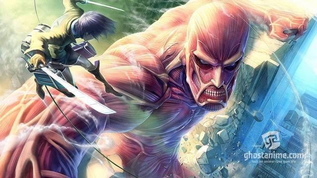 Атака на титана (рецензия)