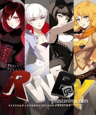 Смотреть аниме Красный Белый Черный Желтый / Red White Black Yellow онлайн бесплатно