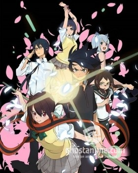 Смотреть аниме Вишневый Квартет: Песнь Цветов  / Yozakura Quartet: Hana no Uta онлайн бесплатно