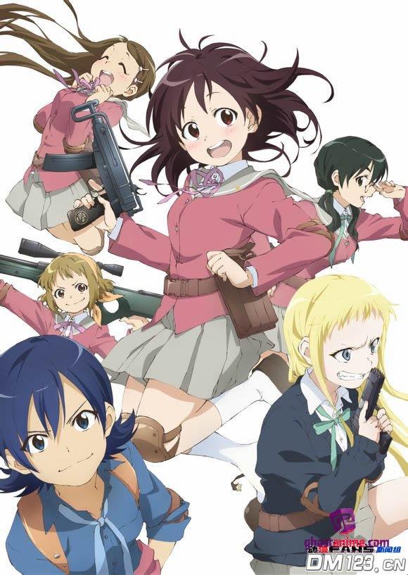 Смотреть аниме Stella Jogakuin Koutouka C3-bu / Клуб C³ высшей ступени женской академии Стелла онлайн бесплатно
