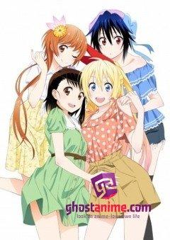 Смотреть аниме Любовь Понарошку / Nisekoi онлайн бесплатно