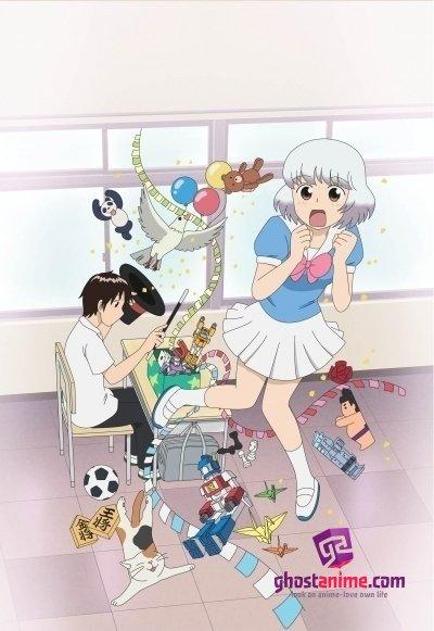 Смотреть аниме Мастак времяпрепровождения - Секи OVA / Tonari no Seki-kun OVA онлайн бесплатно