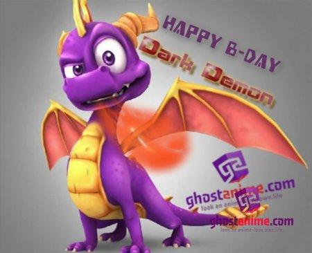 С Днем Рождения Dark_Demon ^^