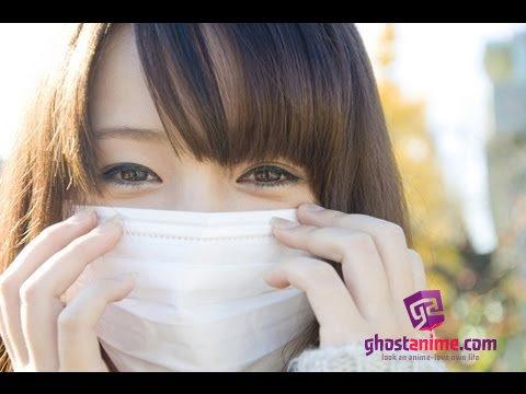 """Японская эпидемия """"масок"""""""