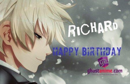 Кровавое день рождение Richard'а