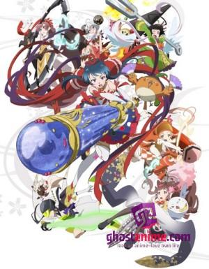 Смотреть аниме Войны девочек-волшебниц / Mahou Shoujo Taisen онлайн бесплатно
