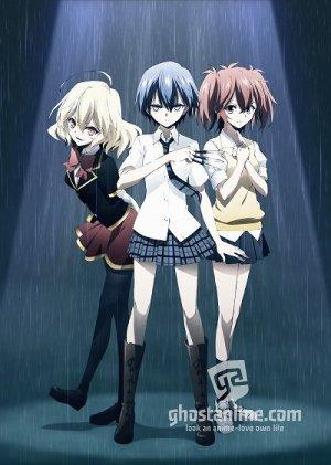 Смотреть аниме Загадка Истории Дьявола / Akuma no Riddle онлайн бесплатно