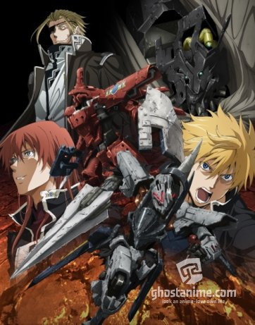 Смотреть аниме Сломанный клинок / Broken Blade онлайн бесплатно