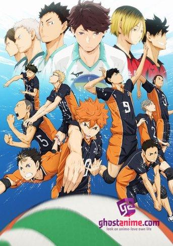 Смотреть аниме Волейбол!! / Haikyuu!! онлайн бесплатно