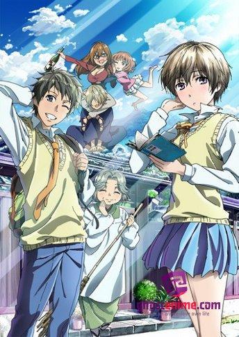 Смотреть аниме Мы из общаги Кавай / Bokura wa Minna Kawaisou онлайн бесплатно