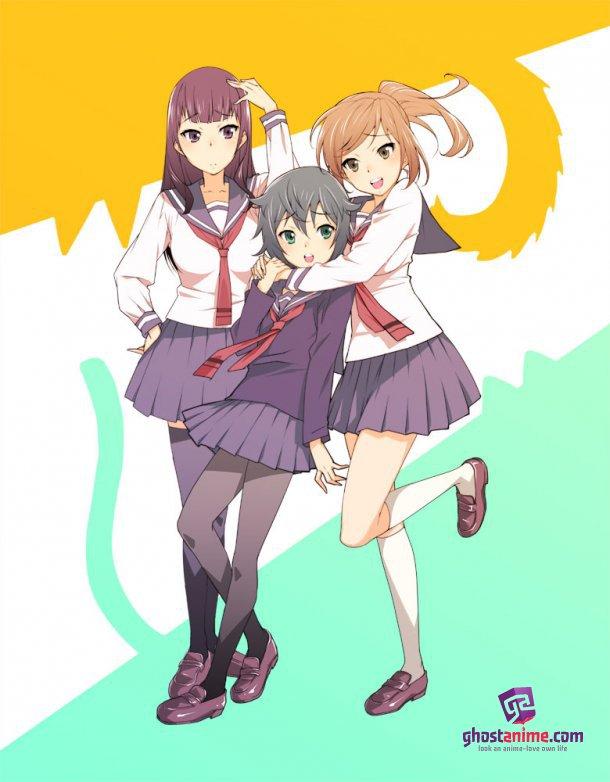 Смотреть аниме Inugami-san to Nekoyama-san / Инугаами и Некояма онлайн бесплатно
