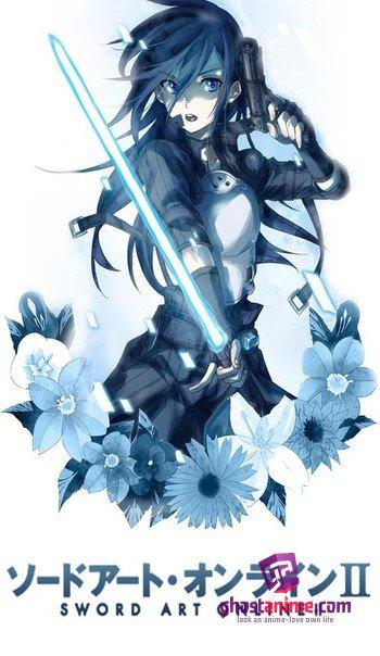 Мастера Меча Онлайн / Sword Art Online [TV-2]