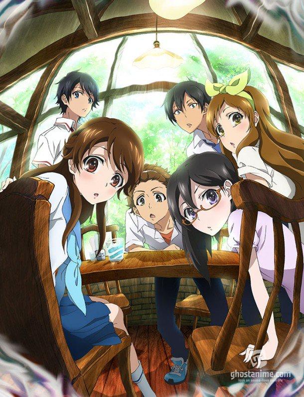 Смотреть аниме По ту сторону стекла / Glasslip онлайн бесплатно
