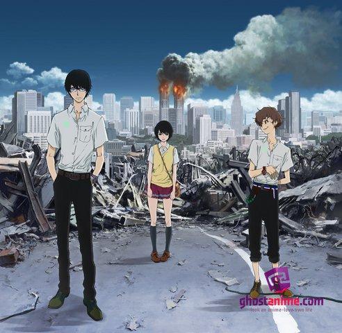 Смотреть аниме Террор в Токио / Zankyou no Terror онлайн бесплатно