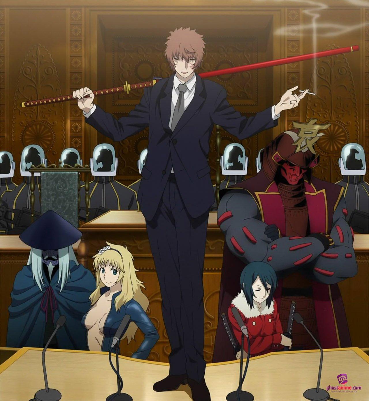 Смотреть аниме Токийские Эсперы / Tokyo ESP онлайн бесплатно