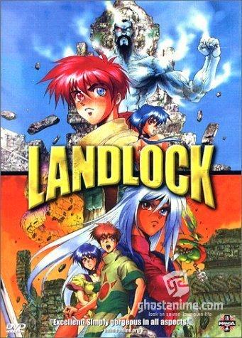 Смотреть аниме Лэндлок / Landlock онлайн бесплатно