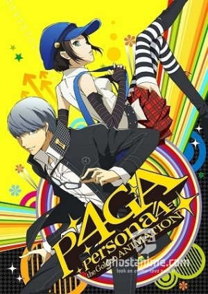 Персона 4 ТВ-2 / Persona 4 The Golden Animation
