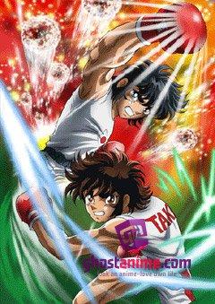 Смотреть аниме Состязание на ринге 1  / Ring ni Kakero 1 Put it all in the Ring онлайн бесплатно