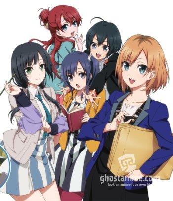 Смотреть аниме Аниме от А до Я  / Shirobako онлайн бесплатно