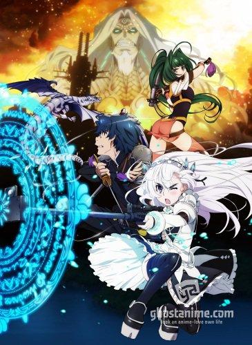 Смотреть аниме Чайка и гроб: Возмездие / Hitsugi no Chaika: Avenging Battle онлайн бесплатно