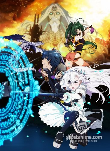 Чайка и гроб: Возмездие / Hitsugi no Chaika: Avenging Battle