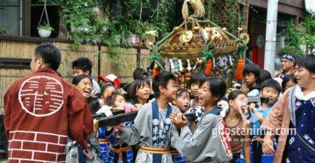 Японские фестивали