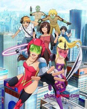 Смотреть аниме Чудесная Момо / Wonder Momo онлайн бесплатно