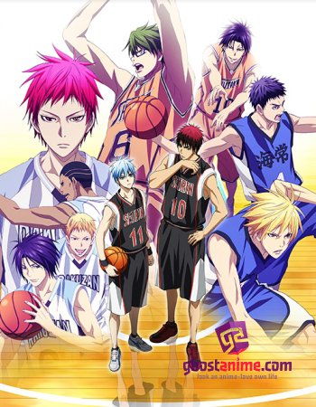 Баскетбол Куроко ТВ-3 / Kuroko no Basuke TV-3